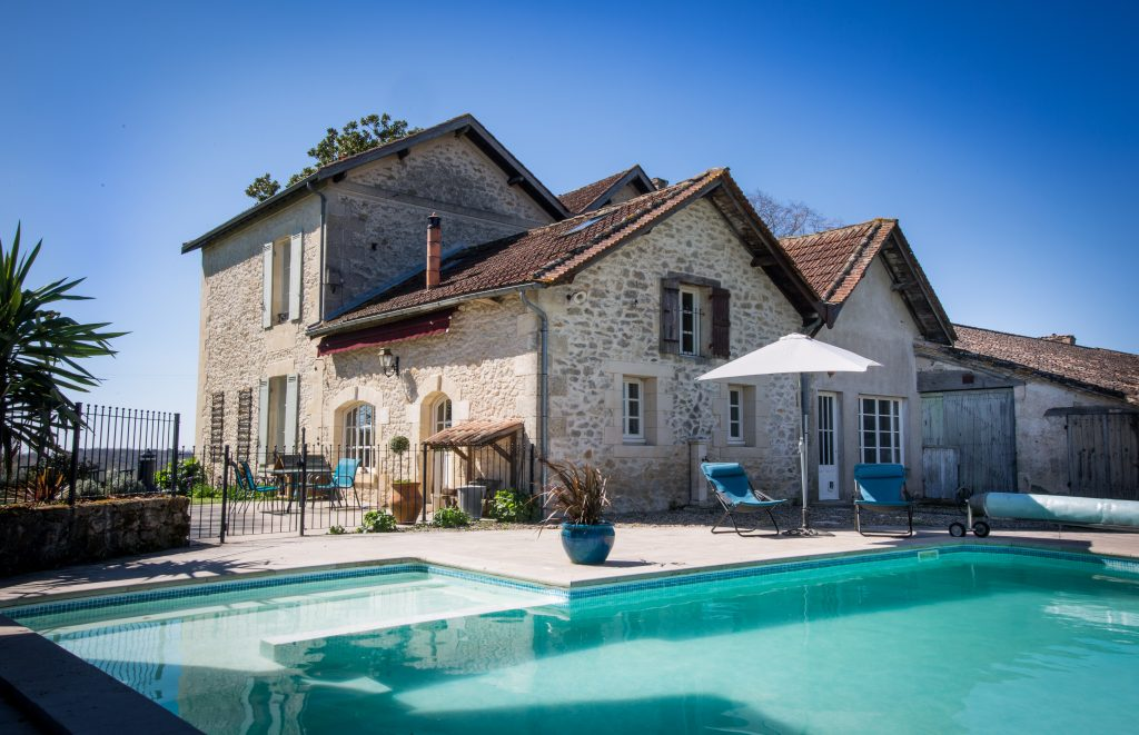 French holiday home